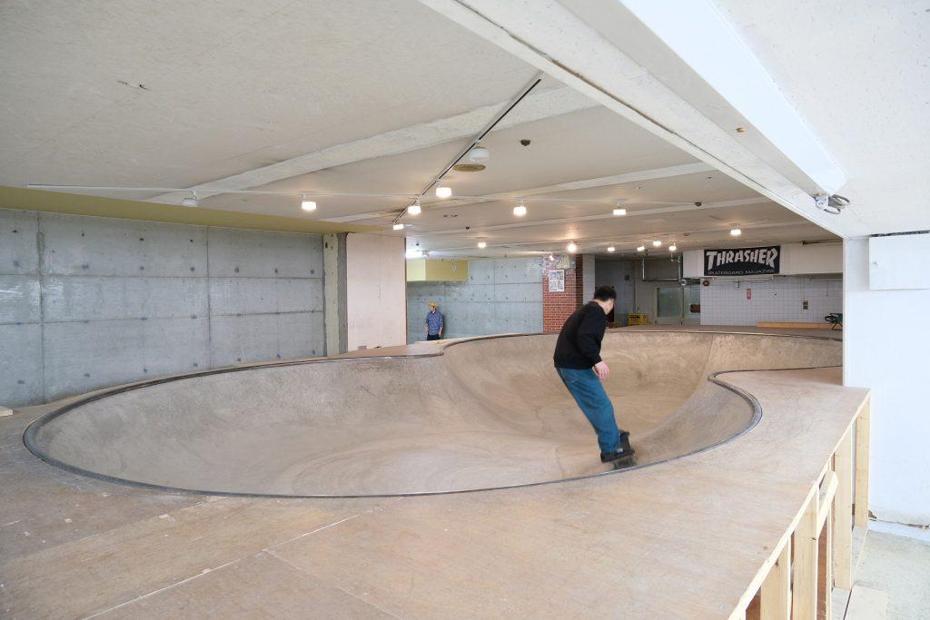 Dprtment Skatepark Shop